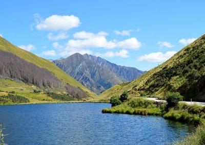 Lake Kirkpatrick, New Zealand