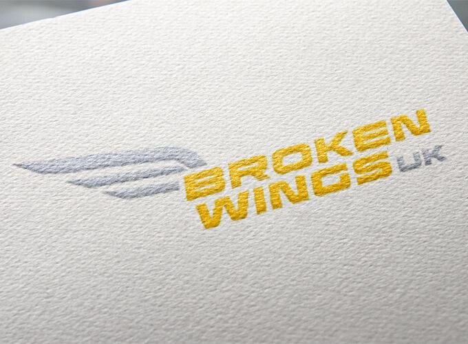 Broken Wings Logo
